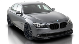 Vorsteiner VR-7 Sportiv kit specially for BMW 7 Series