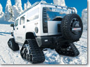 GeigerCars Hummer H2 Bomber – the ultimate off-roader