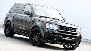 HAMANN turns the Range Rover Sport into CONQUEROR II