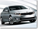 2011 Kia Optima showcases premium and bold styling