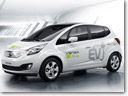 Kia goes Eco at Geneva with electric Venga