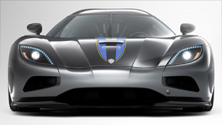 Koenigsegg releases new supercar - Koenigsegg Agera