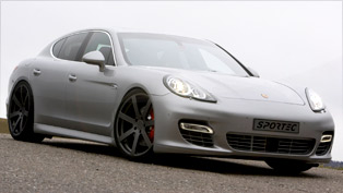 sportec tweaks the luxurious porsche panamera
