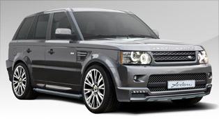 Arden to premiere its 2010 Range Rover Sport AR5