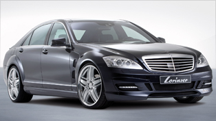 Lorinser releases fresh program for the facelifted 2010 S-Class