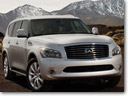 Infiniti QX56 make its debut at 2010 Beijing Automobile Exhibition