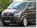 B&B reveals power program for the VW Transporter T5