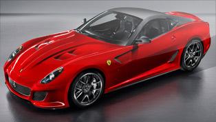 The fastest road-legal Ferrari ever - Ferrari 599 GTO