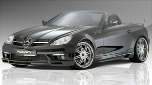 Piecha Design Performance RS kit for Mercedes SLK R171