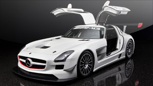 Mercedes unleashes racing SLS AMG GT3