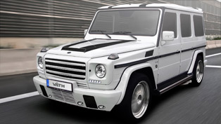 VATH shows top-end luxury with its new G55 AMG