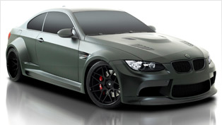 Vorsteiner presents the exclusive GTRS3 M3 Widebody aero kit