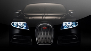 Bugatti 16C Galibier concept video teaser