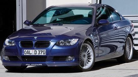 bmw alpina d3 bi-turbo achieves 107 hp per litre from a diesel engine