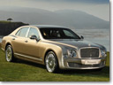 The first official Bentley Mulsanne driving footage