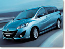 2011 Mazda Premacy is now available to order in Japan