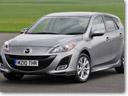 Mazda3 5-door hatchback with first-class fuel economy