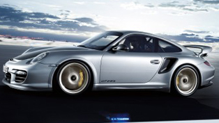 Porsche GT2 RS - street legal car with 620 horsepower