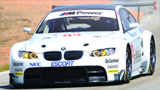 BMW M3 E92 GT2 won the 2010 24 hours Nurburgring Race