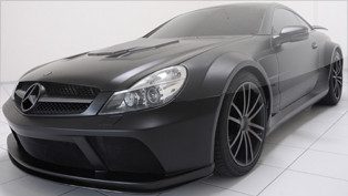 The staggering Brabus T65 RS - 800 Hp and 1420 Nm