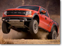 Ford F150 SVT Raptor – an incredible off-roader
