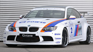 G-POWER premieres the M3 TORNADO CS and the M3 GT2 S