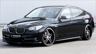 HAMANN 5 Series Gran Turismo - the high-class crossover ride