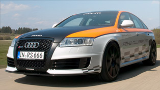 MTM presents the RS6 Clubsport - an ultra-potent sports ride