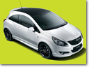 Vauxhall releases tempting Corsa Black & White Limited Edition
