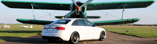 Avus Performance Audi S4 - individuality meets performance