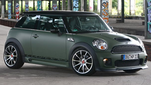 nowack motors boosts the mini cooper s and jcw