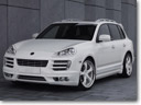 TECHART refining program for Porsche Cayenne diesel
