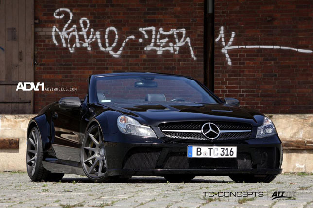 TC-Concepts Mercedes-Benz SL65