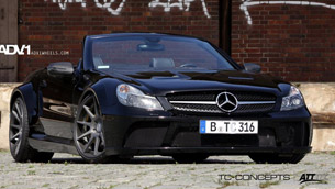 TC-Concepts presents Mercedes-Benz SL65