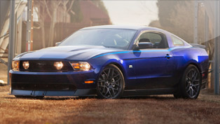 2011 Ford Mustang RTR - the high-end drift machine