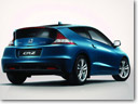 Honda CR-Z hybrid now available in Europe