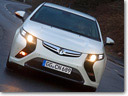 2012 Vauxhall Ampera will cover up to 350 miles on electricity
