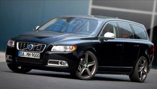 Volvo presents the HEICO V70 T6 AWD R-Design