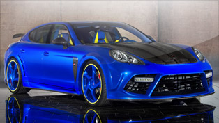 mansory reveals second panamera conversion