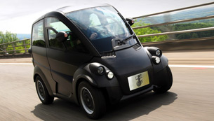 Gordon Murray Design's T.25 City Car officially unwrapped