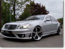 Mercedes-Benz S550 refined by MEC Design