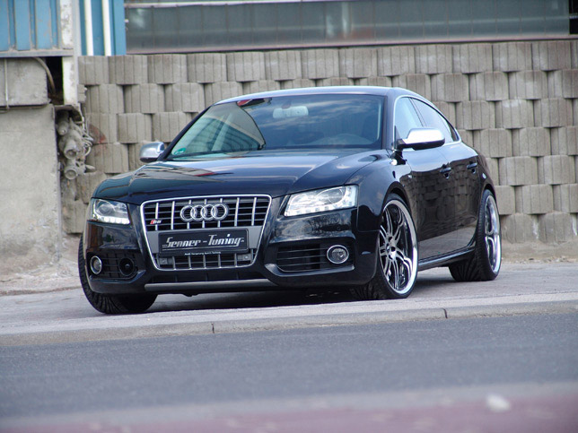 Senner Tuning's all-new Audi S5 Sportsback conversion