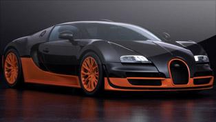 Bugatti Veyron 16.4 Super Sport - 431 km/h