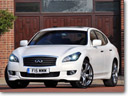 Infiniti M37 offers future technologies at decent price