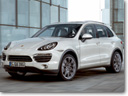 Porsche Cayenne S Hybrid - reasonable performance