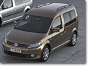 2010 Volkswagen Caddy will make its debut at IAA Hanover