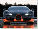 Bugatti Veyron Super Sport set a record on Top Gear test track