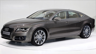 2011 Audi A7 Sportback completes the line-up