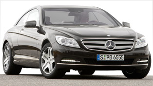 2011 Mercedes-Benz CL-Class combines latest technologies with superior comfort