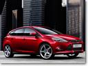 2012 Ford Focus ST will be unveiled at the Paris Motor Show